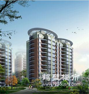 建筑设计图-民用建筑-鹤壁市规划建筑设计研究院有限